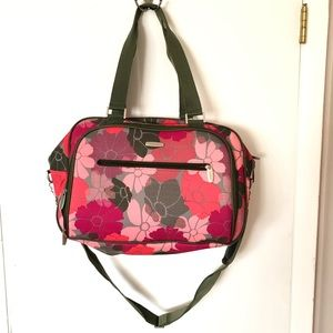 Embark Floral Carry On Travel Bag